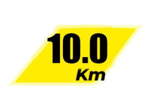 бег 10 километров