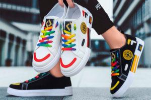 Бег выбор обуви