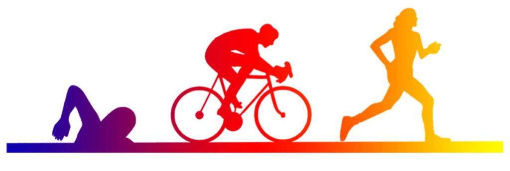 Триатлон три вида спорта