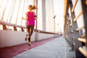 бег важна бережливость к организму