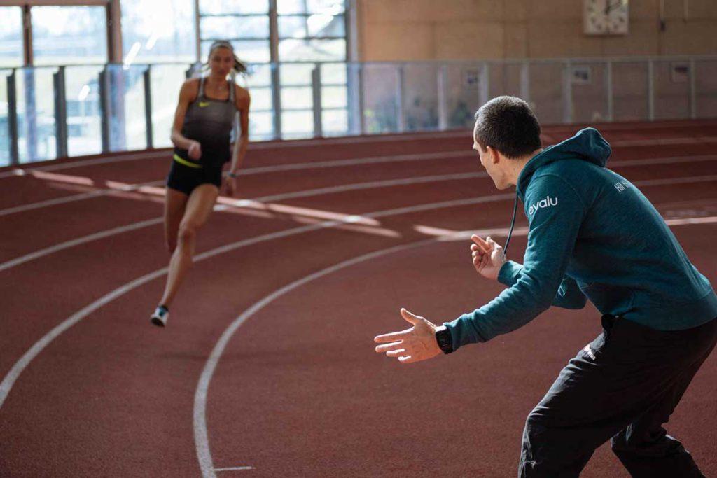 спринтерам план тренировки