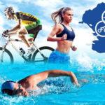 Триатлон объединяет три вида спорта в одном